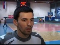 Nemanja Ilić nakon pobede nad Crvenom zvezdom