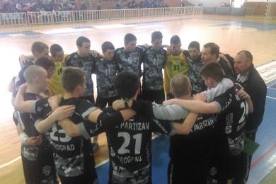 1/4 finale sa grčkim FOIVOS-om!