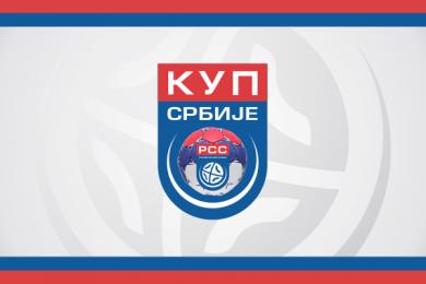 Izvučeni parovi 1/16 finala Kupa Srbije – grupa centar