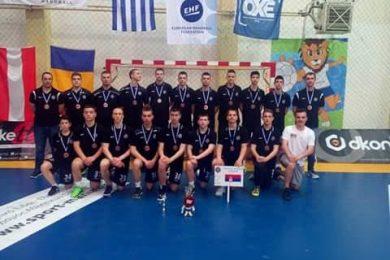 Lepe vesti stižu iz Grčke  – osvojeno 3. mesto na turniru u Veriji