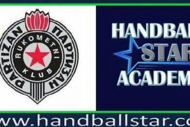 Partizan i Handball star academy ogranizuju KAMP 2017 (prijava i ponuda)