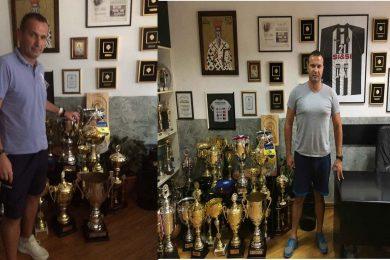 Letnje posete nadražem klubu – Mihailo Radosavljević i Akim Komnenić