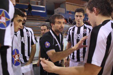 Izjave aktera nakon utakmice Partizan Vojput (video)