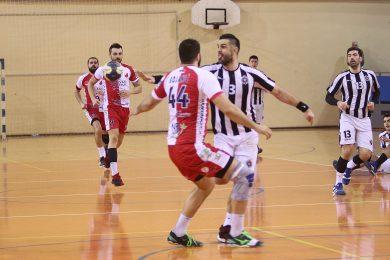 KRAJ: Partizan – Vojvodina (25:27)