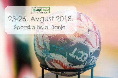 KANJIŽA KUP 2018: Crno-beli ponovo deo tradicionalnog turnira