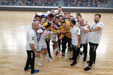 Juniori Srbije među osam najboljih ekipa u Evropi