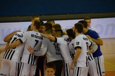 REMI NA BANJICI: Partizan i Metaloplastika podelili bodove u derbiju kola