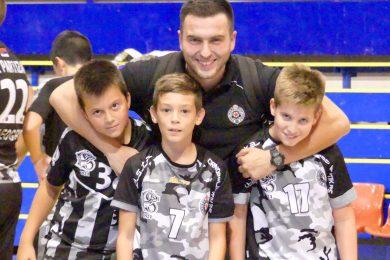 Miloš Zdravković – trener najmlađih selekcija crno-belih