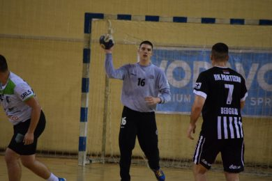 PRVI TRIJUMF CRNO-BELIH: Trnavac i Šotić vodili Partizan do pobede protiv Rudara