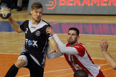 U ŠUMICAMA NASTAVLJEN NIZ: Partizan bolji i od večitog rivala