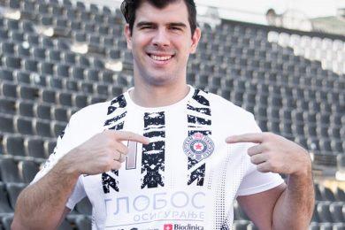 Dimitrijević: Jedva sam čekao da se vratim u svoj Partizan