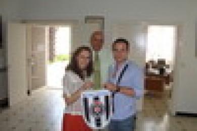 U poseti ambasadi Srbije u Tunisu