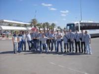 Crno-beli doputovali u Tunis