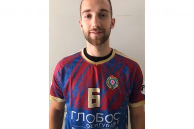 Đorđe Pisarić u Partizanu