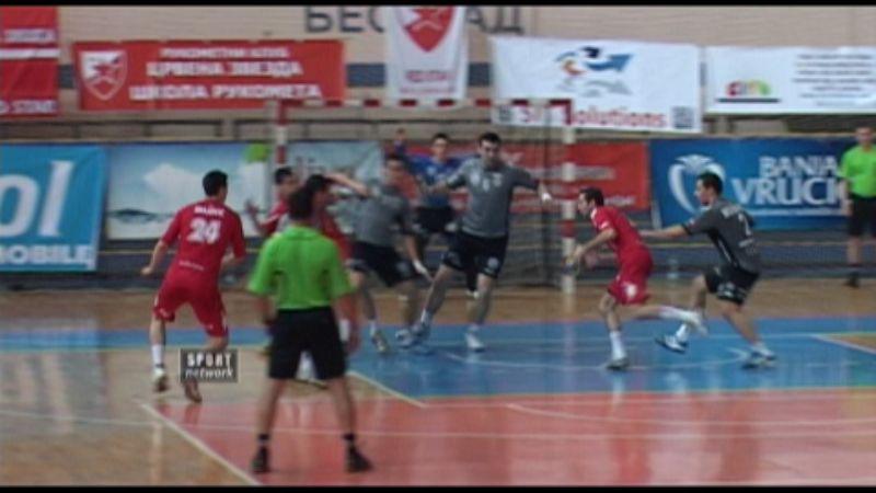 Super liga 2012/2013, 17. kolo, Crvena zvezda – Partizan 26:30