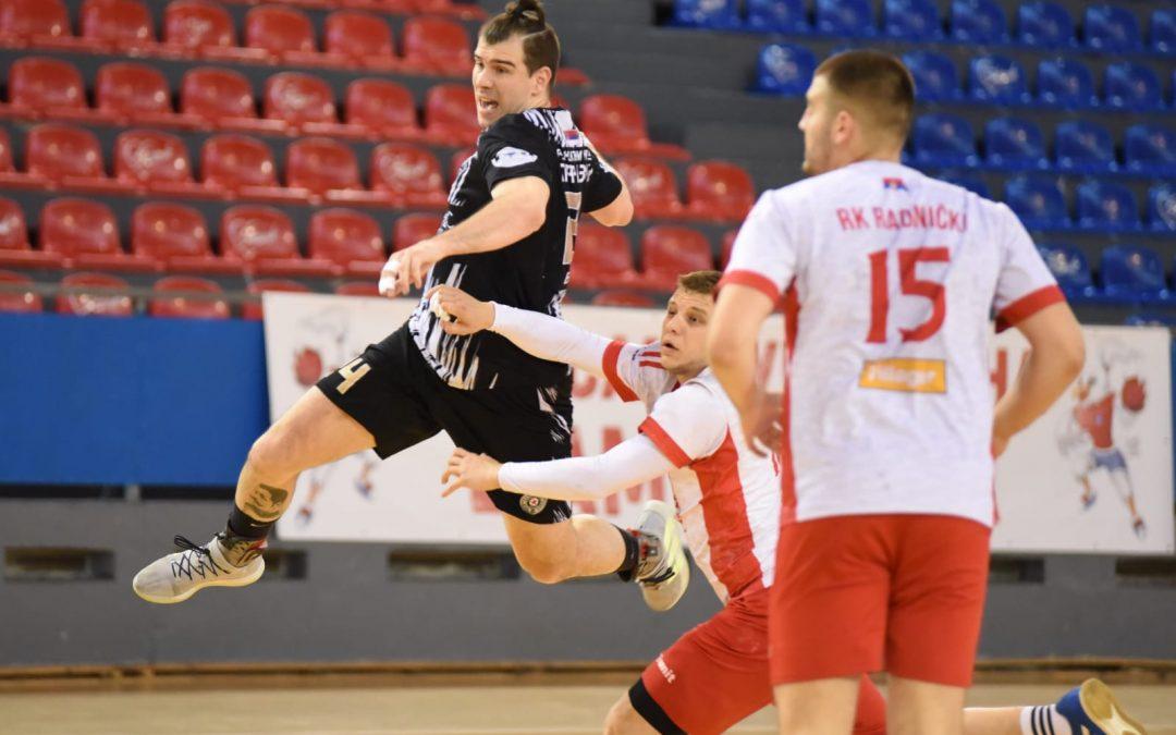 REMI NA BANJICI: Partizan osvojio samo bod protiv Radničkog