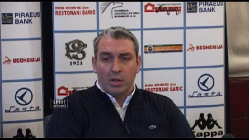 """Konferencija za medije pred memorijal """"Dragan Ranković"""""""