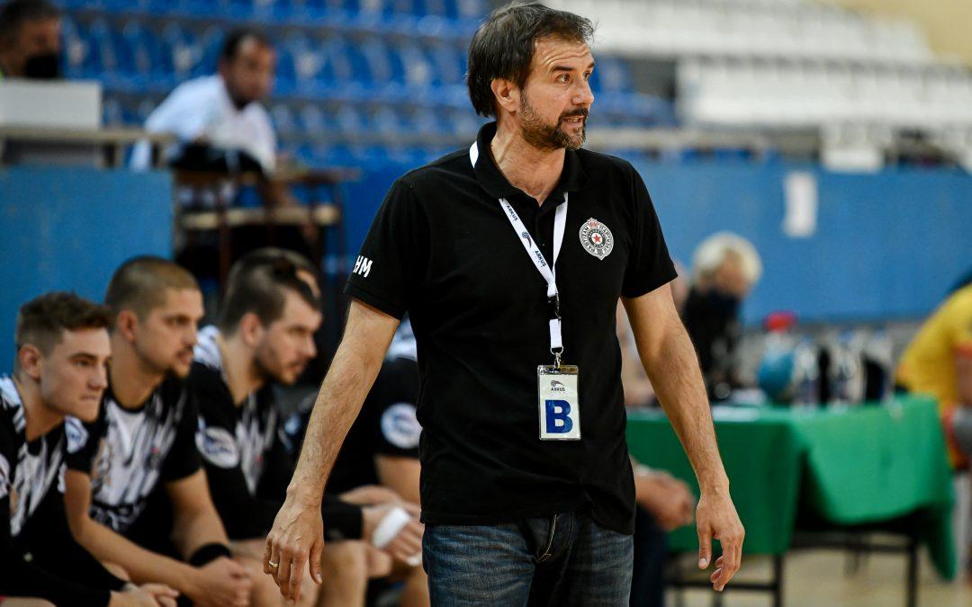Trener Maksić pred poslednji meč u sezoni: Trijumf u Leskovcu od neprocenjive vrednosti za Partizan