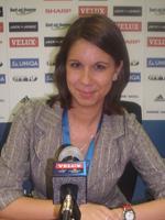 Ivana na F4 Lige šampiona!