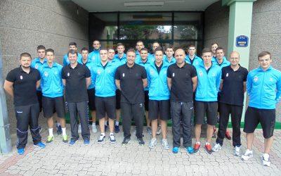 """Crno-beli """"orlići"""" se spremaju za SP u Brazilu"""