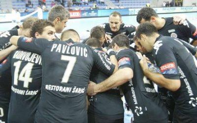 Partizan gledaniji od Barse i Flensburga
