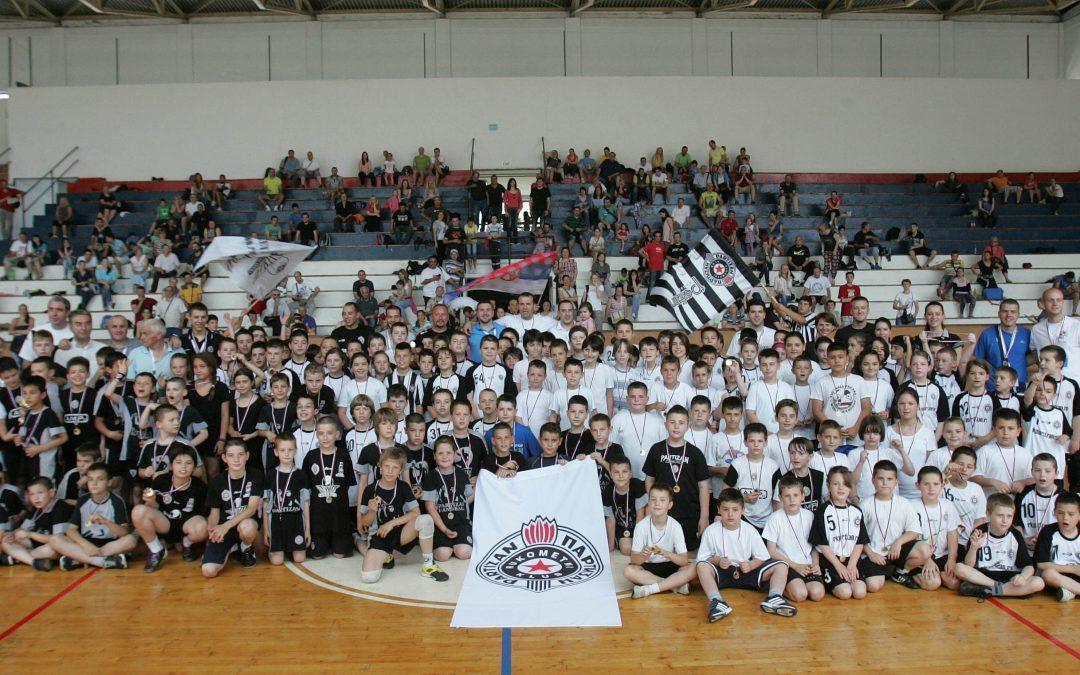 Završena Crno bela mini liga za sezonu 2013/2014