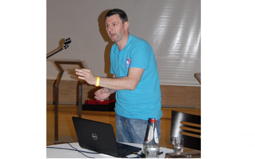 Željko Radojević držao predavanje na centralnom seminaru – Šumarice 2019