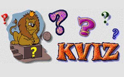 KVIZ 3