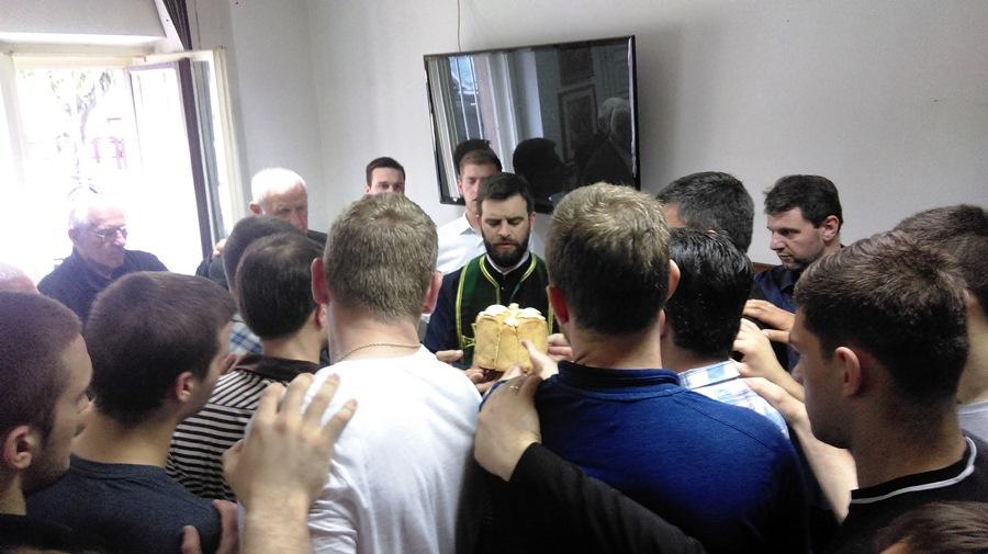 Obeležena klupska Slava – Sveti Vasilije Ostroški