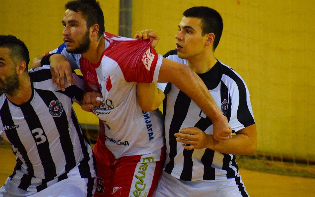 Pehar ostaje u Novom Sadu: Crno-belima izmakle titula i SEHA liga