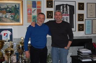 Zoran Gajić čestitao titulu