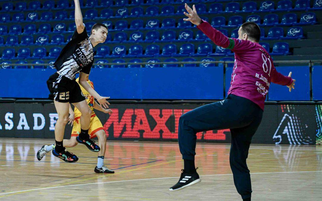 Mladi igrači Partizana na okupljanju kadetske i pionirske reprezentacije